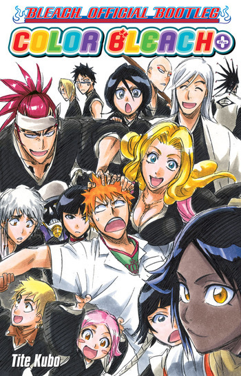 Color Bleach +: Official Bleach Booteg (from VIZ Media)