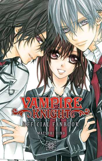 Vampire Knight Fanbook, from VIZ Media