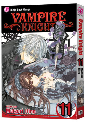 Vampire Knight Vol. 11, from VIZ Media