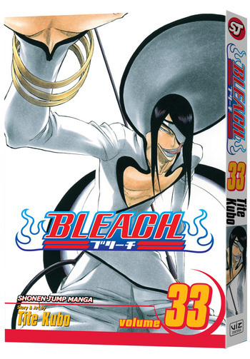 Bleach Vol. 33, from VIZ Media