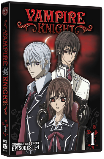 Vampire Knight Vol. 1, from VIZ Media