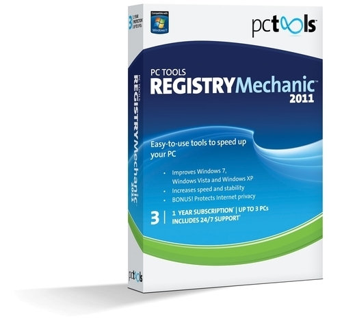 PC Tools Registry Mechanic 2011
