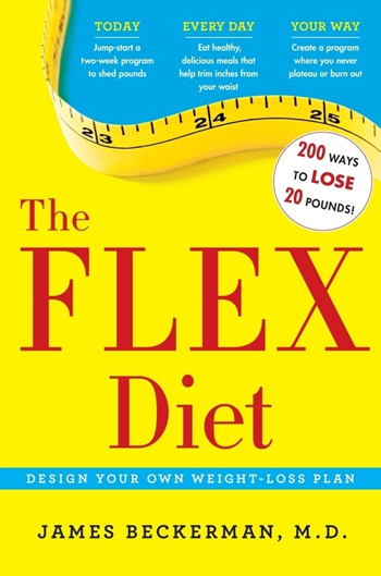THE FLEX DIET, Touchstone Hardcover / January 2011