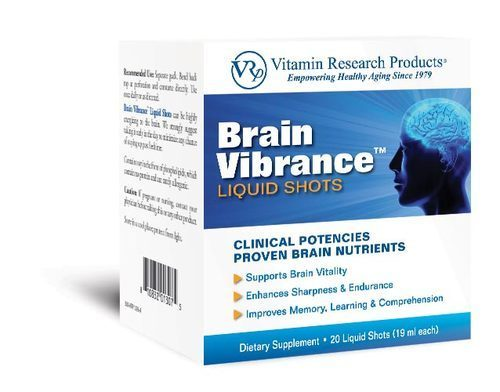 Brain Vibrance Liquid Shots