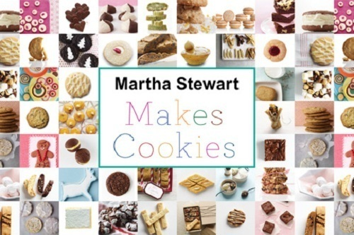 Martha Stewart Makes Cookies for iPhone 1