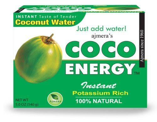 Coco Energy - 100% natural, just add water