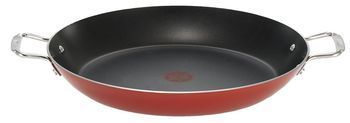 "Hard Enamel 14"" Open Paella Pan"
