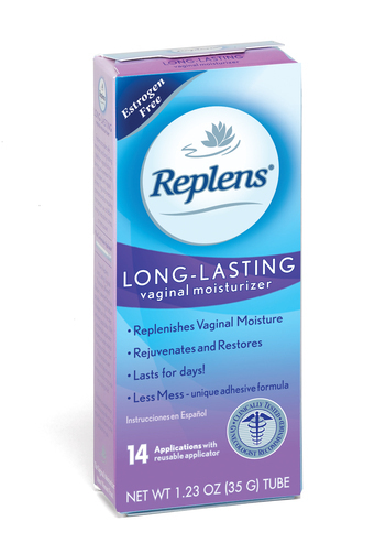 Replens Vaginal Moisturizer