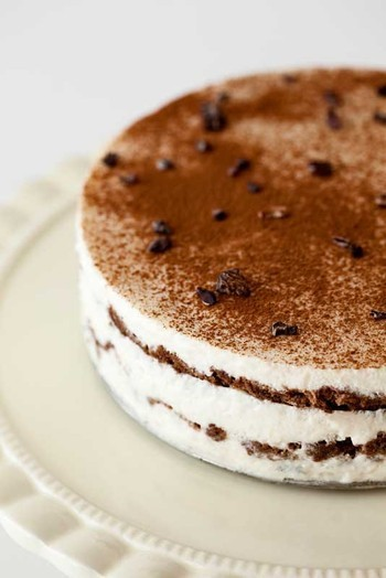 Chocolate Tiramisu Mousse Cake