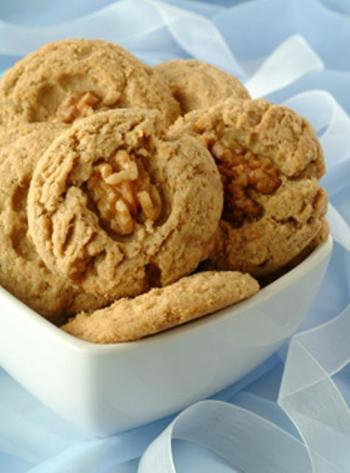 Arlana's Gourmet Cookies - Maple Walnut (Eggless)