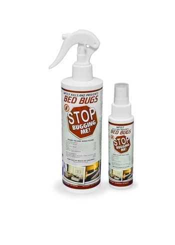 Stop Bugging Me is safe and environmentally friendly