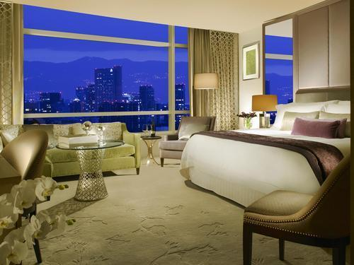 Grand Deluxe Room at The St. Regis Mexico city