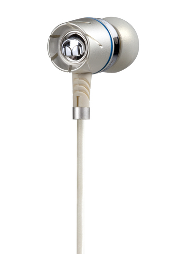 Monster Turbine Pearl High-Performance Headphones