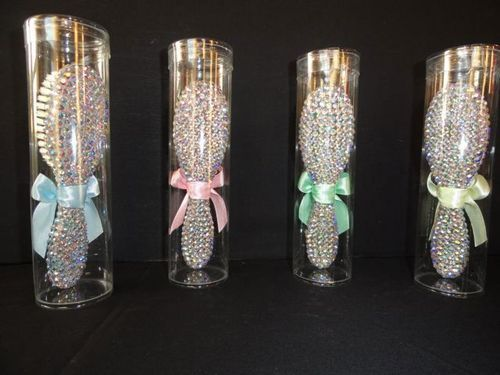 Bling Baby Brush By Posh Baby Couture Splash Magazines Los Angeles