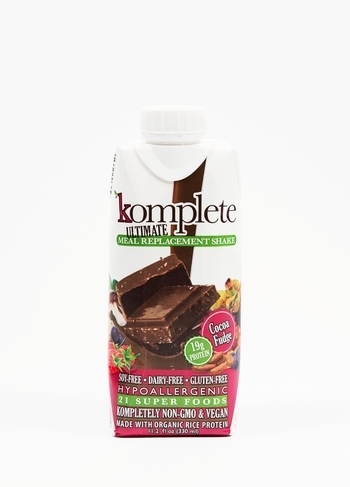 Powdered Dairy-Free Meal Replacement Shakes