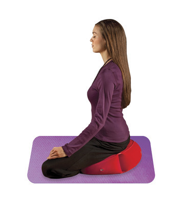 Mobile Meditator 174 Inflatable Meditation Cushion And Travel