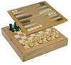 Jaques Chess & Backgammon Set