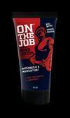 On The Job - the first over-the-counter antiseptic / moisturizer created to protect and repair hands.