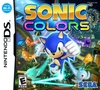 SEGA Sonic Colors Wii and DS