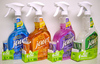 Recycle in a whole new way: with JAWS home cleaning product bottles