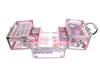 Townley Inc's Sanrio (R) Hello Kitty (R) Acrylic Cosmetic Train Case