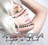 Light 'n' Dark - Album with 11 great pop/ dance tracks by K'SANDRA made out of recycled  plastic