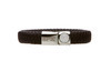 title: KD LUXE Jewelry: Men's Leather Bracelet