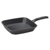 GUY FIERI PRE-SEASONED CAST IRON SQUARE GRILL PAN