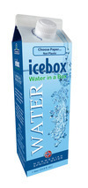 Icebox Water