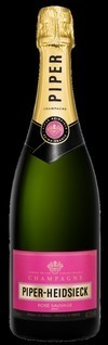 Piper-Heidsieck Roseé Sauvage Champagne