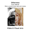 "Micromarché ""Otherness"" Exhibit: A Woman's Solo Journey by Los Angeles Artist Susan diRende"