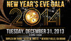 New Year's Eve Gala - Max Entertainment Group & Chris Breed