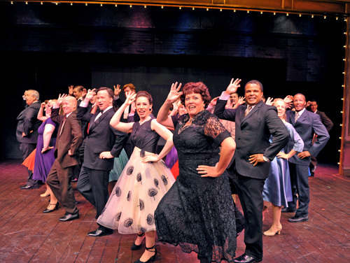 Curtains Review Who Says That Broadway S Golden Age Is Long Gone