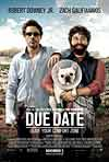 Due Date Review - A Mindless Light Comedy