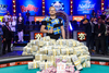 Sweden's Martin Jacobson Wins World Series of Poker® Main Event - at Rio in Las Vegas