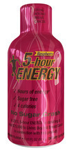 5-Hour ENERGY® Raspberry Giveaway – Each Bottle Helps in the Fight against Breast Cancer