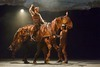 WAR HORSE Review – Galloping Onto the Cadillac Palace Theatre Stage in 2012 and Off in 2013