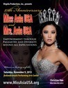 25th Annual Miss Asia USA and Mrs. Asia USA Cultural Pageants on November 9, 2013