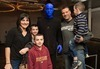 Special Blue Man Group Performance - In Conjunction With Autism Speaks