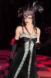The Edwardian Ball LA - what lies on The Curious Sofa