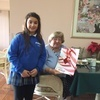 Katrina Magzanyan and Rose & Alex Pilibos Celebrate The Holidays with Ararat  Home Residents.
