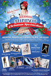 "Green Fairy Melody Sweets - Presents  ""XXXmas - A Burlesque Christmas Spectacular""  Dec. 23 at ABSINTHE at Caesars Palace"