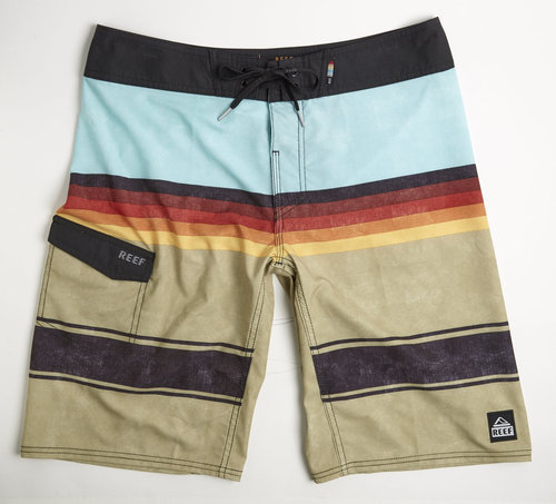SYBING Peace Sign Logo Mens Casual Quick Dry Water Resistant Sports Running Swim Trunks