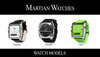 Martian Smartwatch - First-ever Voice Command Smartwatch
