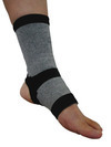BAMBOO PRO Ankle Support - Self-Heating & Cooling for All Day Relief