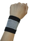 BAMBOO PRO Wrist Support (pair) - Self-Heating & Cooling for All Day Relief