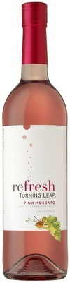 Turning Leaf Vineyards NV Pink Moscato Refresh