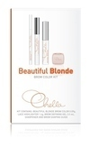 Chella Beautiful Blonde Eyebrow Color Kit