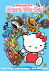 VIZ Media brings HELLO KITTY to comics! (Perfect holiday gift!)