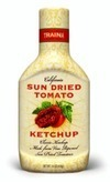 California Sun Dried Tomato Ketchup